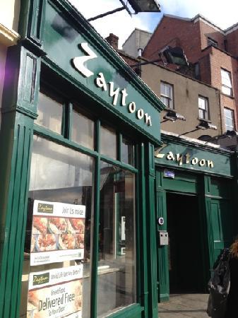 Zaytoon Restaurants: good