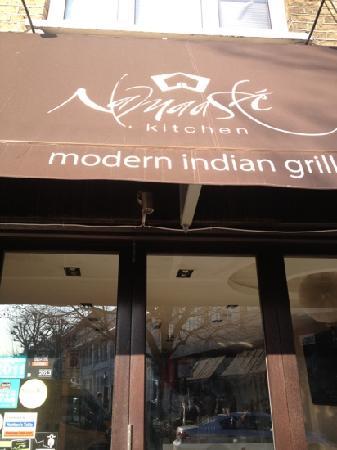 N Hotel Restaurant: nice food