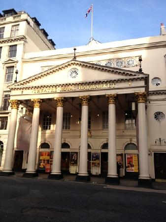 Haymarket Theatre Royal: good