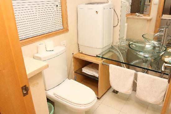Sijia International Service Apartments: 洗手间