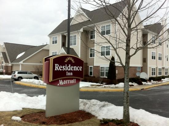 Residence Inn Hartford Rocky Hill : Residence Inn Hartford