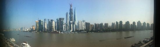 Hotel Indigo Shanghai on the Bund: 房间view