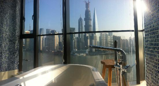Hotel Indigo Shanghai on the Bund: 浴室