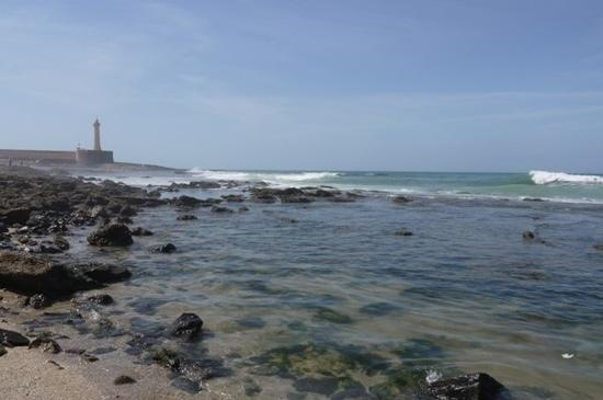 Keep Surf Morocco : 拉巴特海边