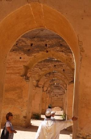 Savor Morocco: 梅克内斯古老马厩