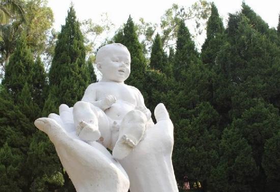 Xiamen Yu Park : 毓园雕塑