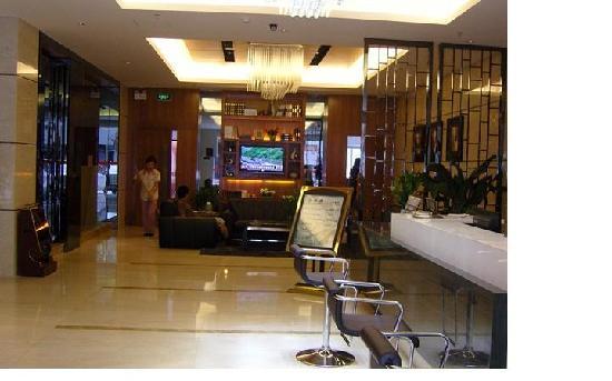 Starway Hotel Jiujiang Xunyang Road: 大厅