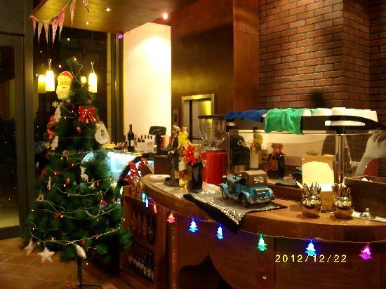 Ibis Hotel Qingdao Chengyang Road: 酒吧