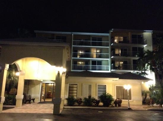 Key West Bayside Inn & Suites : 200刀旺季的无奈选择
