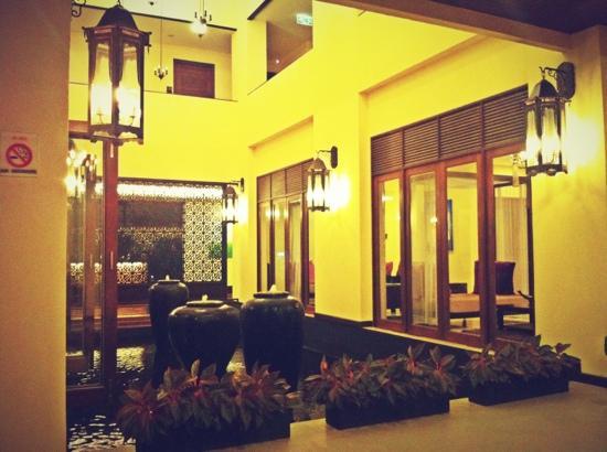 โรงแรมเดอ ชาย เดอะโคโลเนียล: 清迈德仔殖民地酒店