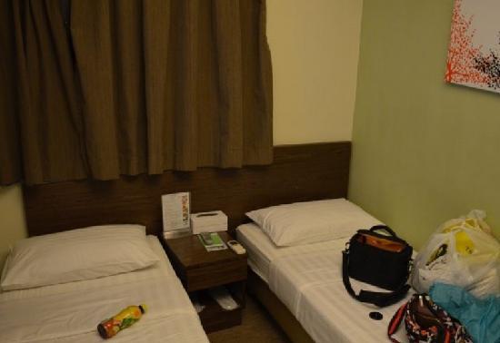 Casa Hotel Hong Kong: CASA酒店房间