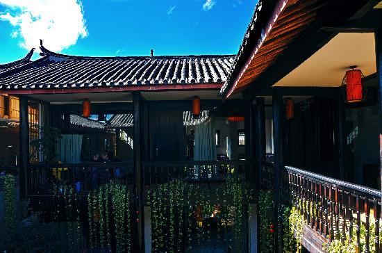 Lijiang Lu House Boutique Hotel: 锦庐内景