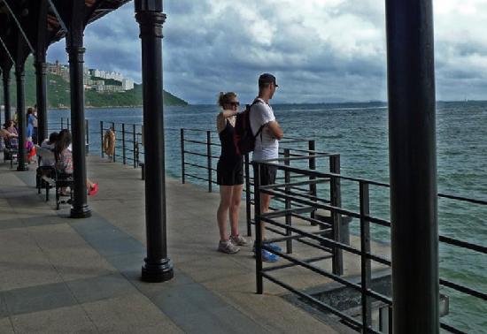 Blake Pier at Stanley: 卜公码头
