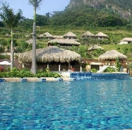 Pattra Resort: 环境