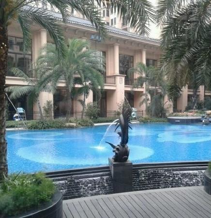 Chateau Star River Haiyi Peninsula : 泳池