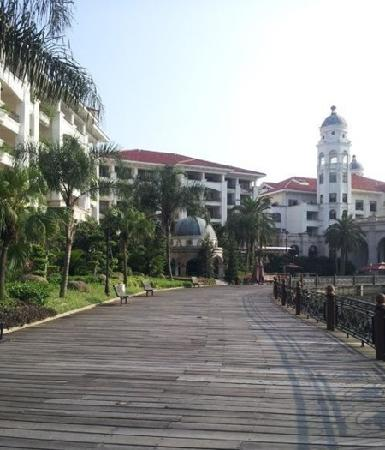 Phoenix City Hotel Guangzhou: 景色