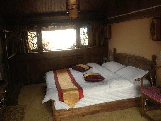 Baisha Holiday Resort Lijiang: 房间里面