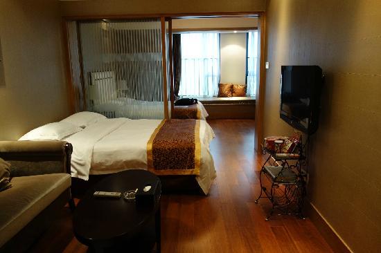 Xinzhishang Business Apartment: 房间