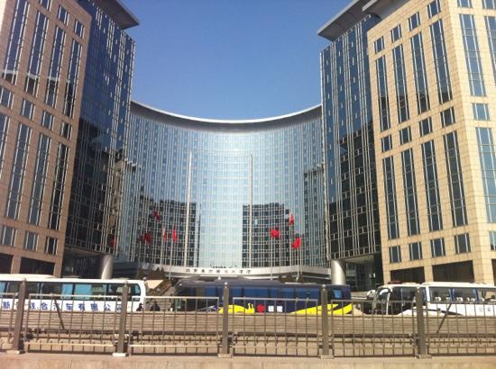 Grand Hyatt Beijing:                   一如既往的气派