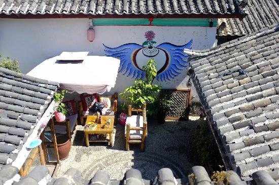 Wamao Inn: 小院