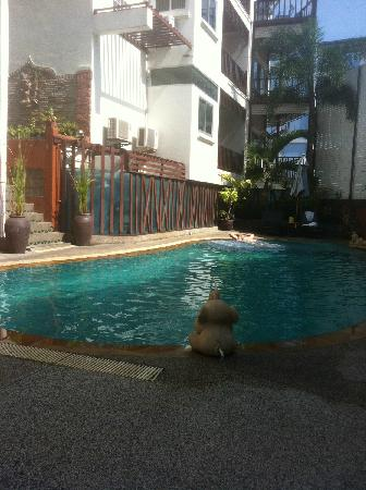 The Album Loft at Nanai Road: swimming pool