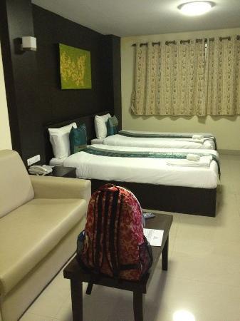 Regent Suvarnabhumi Hotel: 还不错吧~~