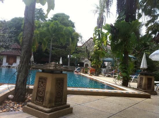 Garden Home Kata: swinning pool