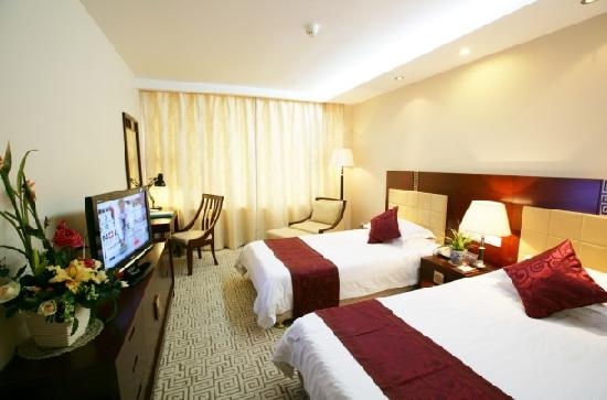 Ronghu Lake Hotel: 普通双床房