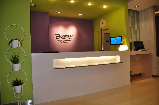 Bestay Hotel Express Xi'an South 2nd Ring UESTC : 酒店大厅