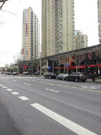 Motel 268 (Shanghai Yushan Road) : 莫泰268(羽山路)