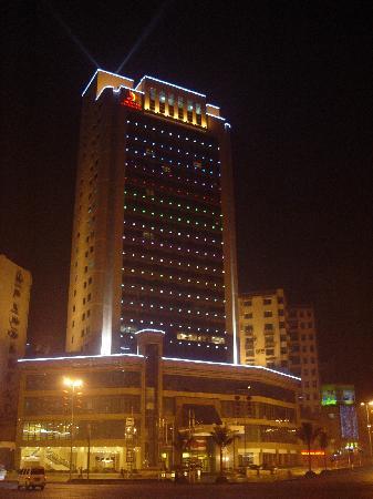 Da County, Chine : 夜景