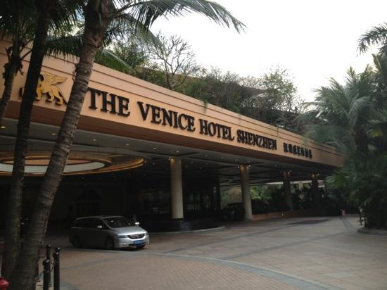 โรงแรม เดอะ เวนิส เซินเจิ้น:                   威尼斯