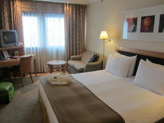 Metropolitan Hotel: 酒店房间