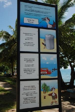 Cocos Island Resort:                   coco island