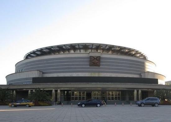 Beijing Conference Center:                   门口