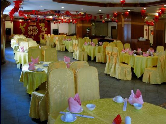 Jiazheng Oversea International Hotel: 餐厅