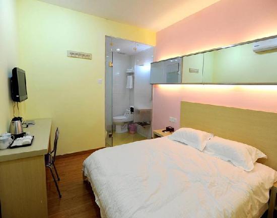 100 Inn Fuzhou Dongjiekou : 房间