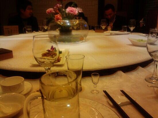 Tianyuan Hotel:                   很讲究