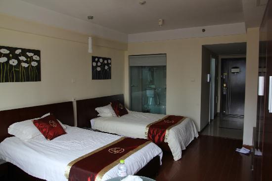 Dingtian Ruili Service Apartment and Hotel:                   room