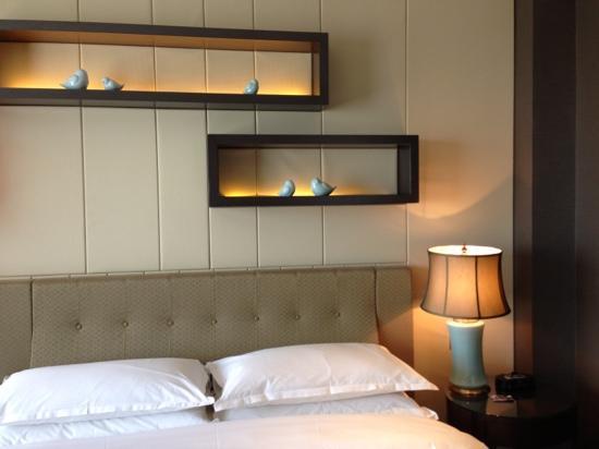 Sheraton Shanghai Waigaoqiao Hotel : 顶级客房