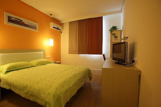 Rest Motel (Wenzhou Nanpu) : 房间
