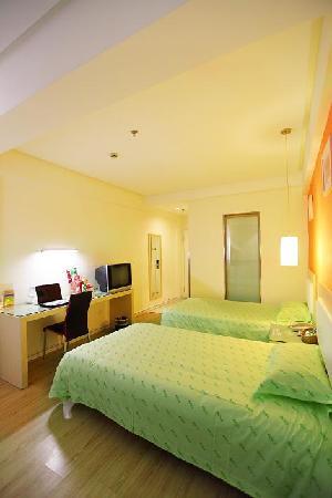 Rest Motel Wenzhou Cangnan Longgang : 房间