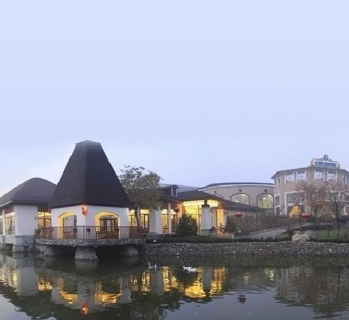 Jingzhihu Holiday Hotel:                   景色