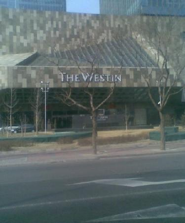 The Westin Beijing Chaoyang:                   the westin