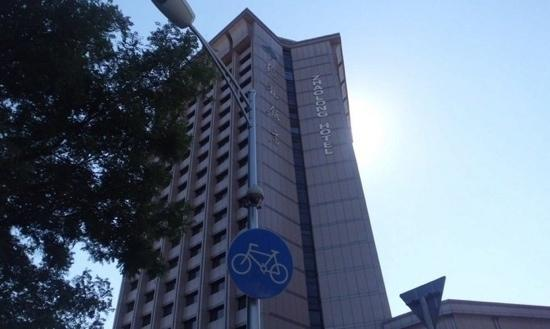 Zhaolong Hotel:                   兆龙饭店