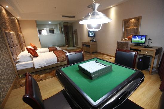 Changgongguan Hotel : 长公馆酒店高级麻将房