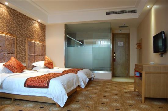 Changgongguan Hotel : 标准双人间