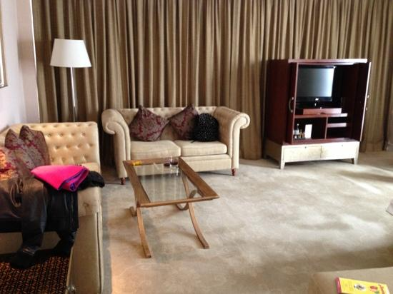 Ritan International Hotel: 高级豪华间
