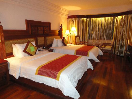 أنجكور إرا هوتل:                   客房                 