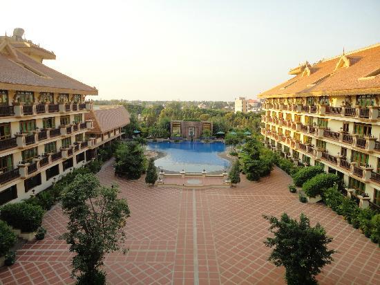 Angkor Era Hotel:                   内观
